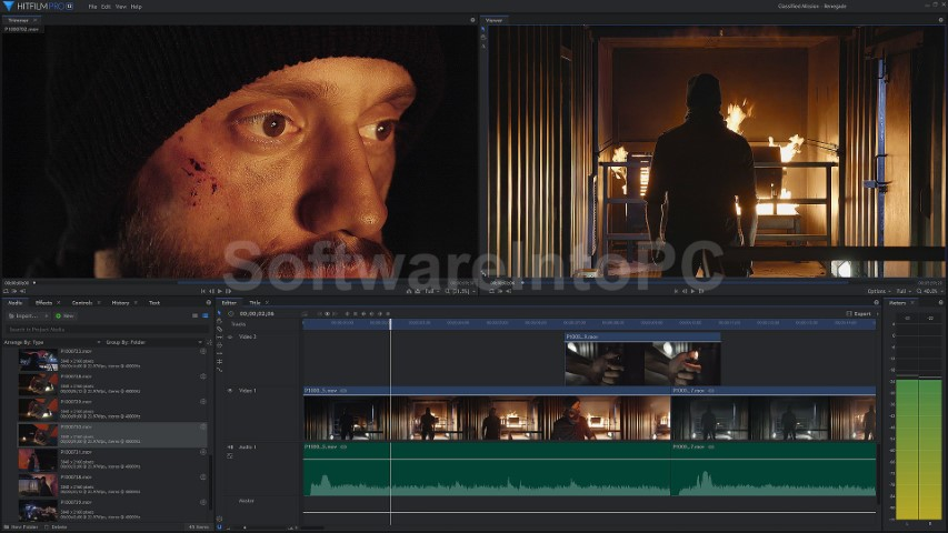 HitFilm Pro 16 With Crack Free Download