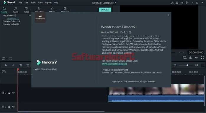 Wondershare Filmora X 10.0 Full Crack