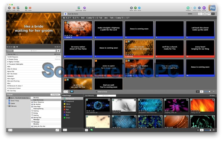 ProPresenter 7.4 With Crack Free Download