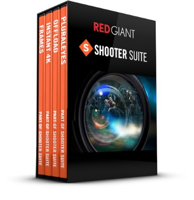 Red Giant Shooter Suite 13.1.15 Serial Key