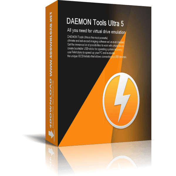 DAEMON Tools Ultra 5.9.0 With Crack