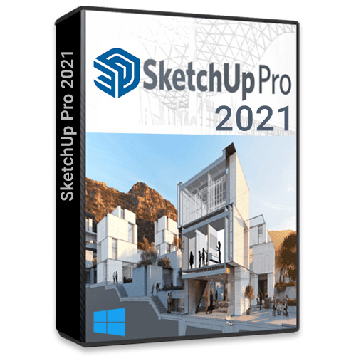 SketchUp Pro Crack 2021 With License Key