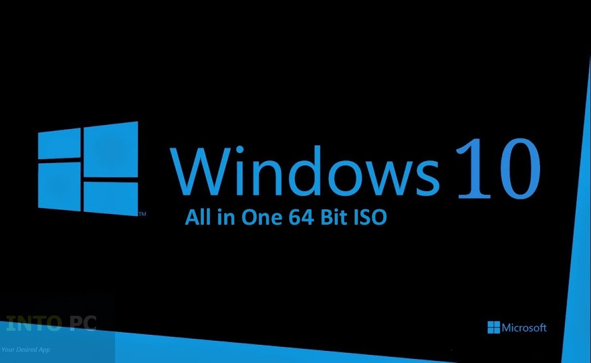 Windows 10 All in One ISO Activated