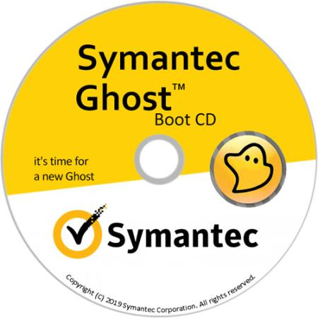 Symantec Ghost Boot CD 12.0.0.11379 ISO Full Version