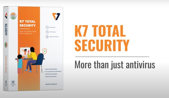 K7 Total Security 16.0.0546 Activation Key